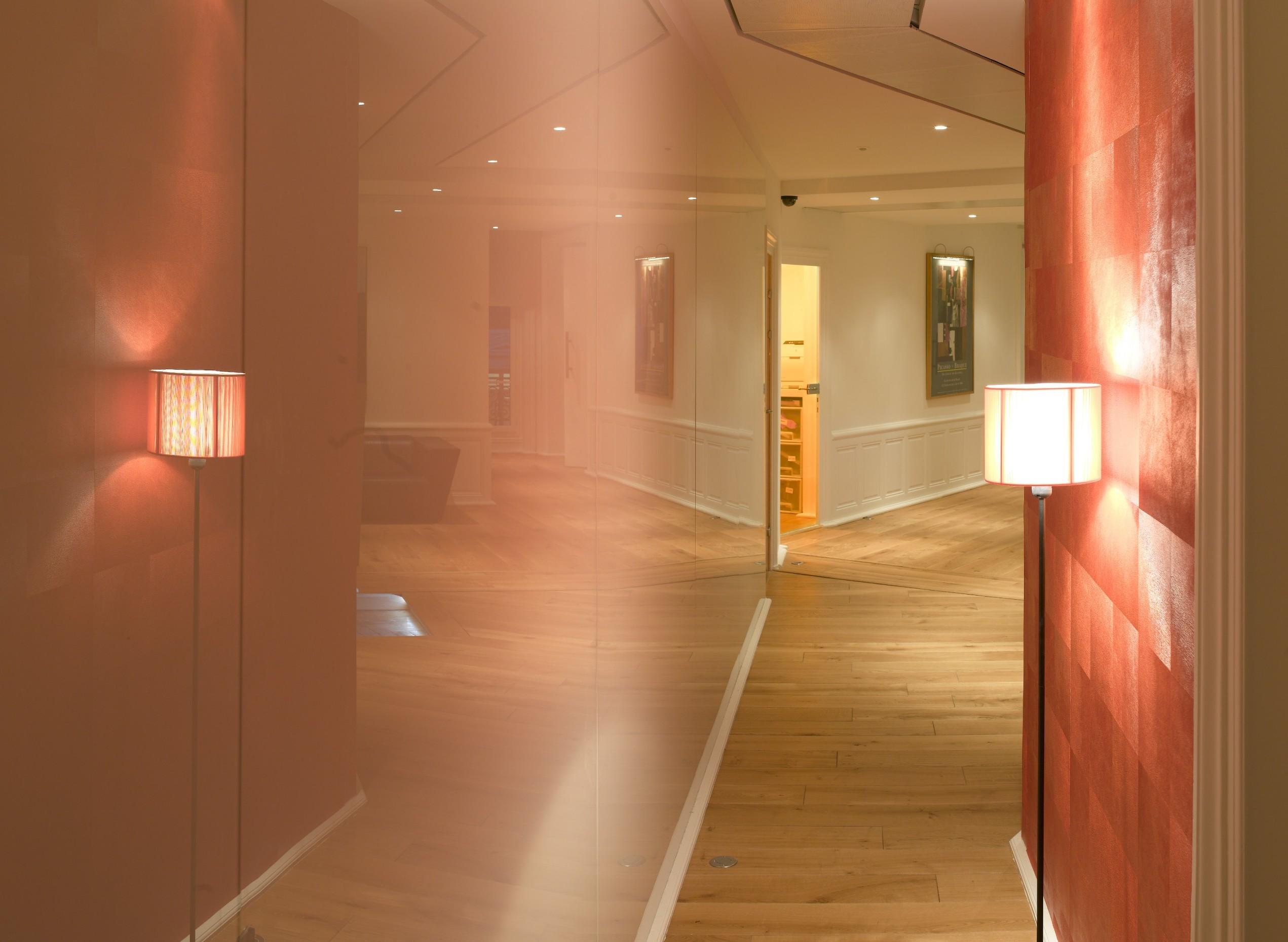 Bureaux / Couloir