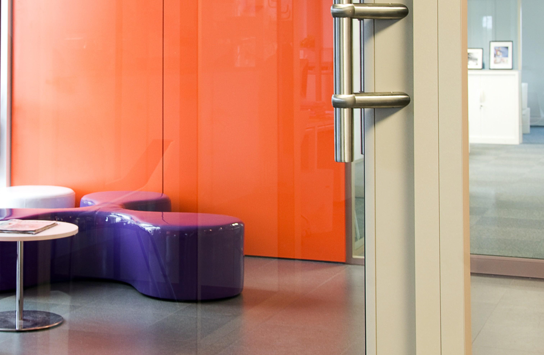 Bureaux / Attente orange