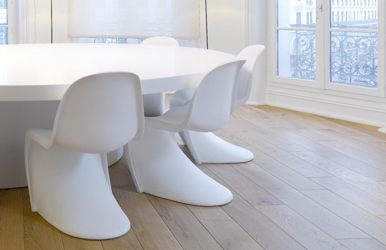 Bureaux / Salle réu blanc