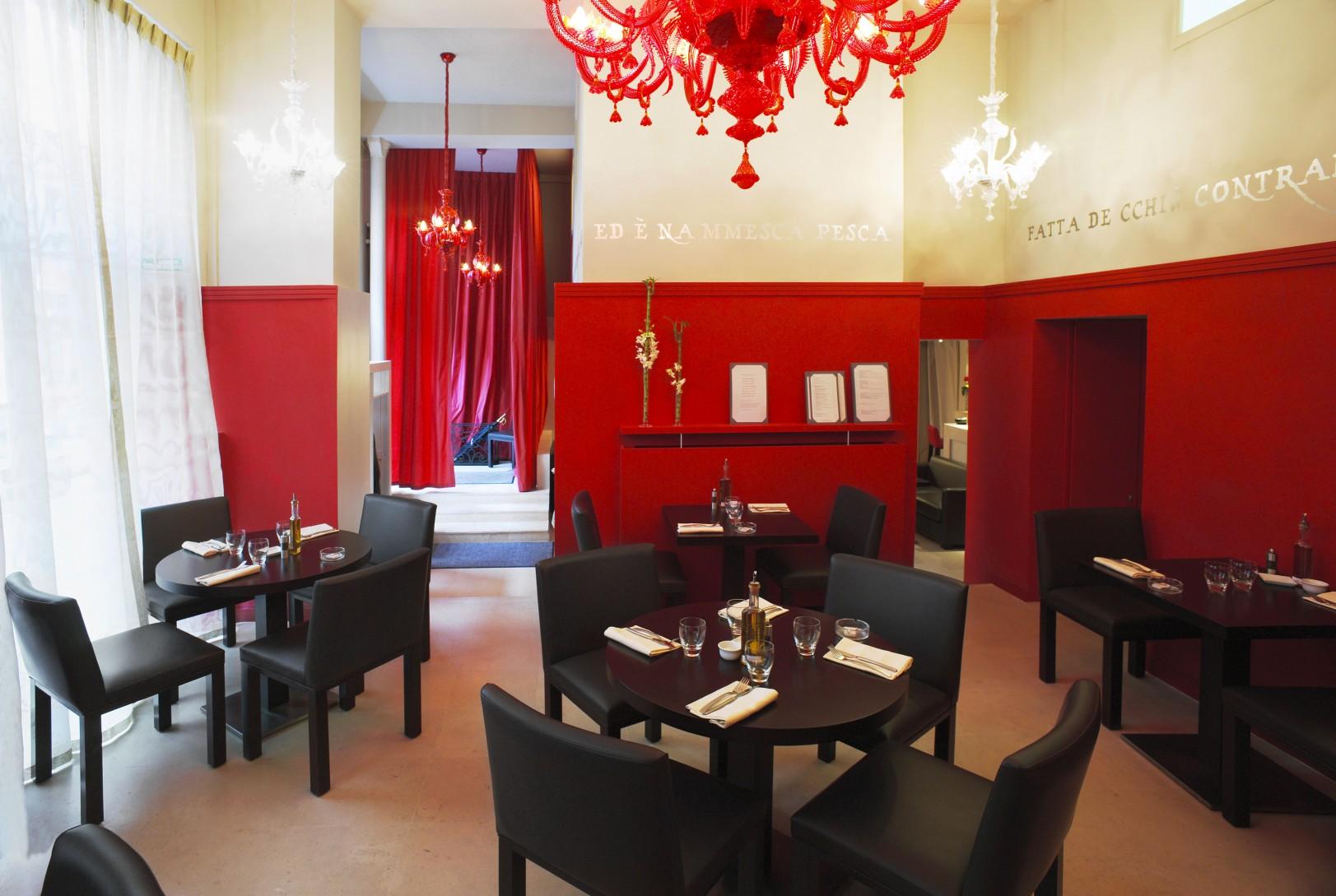 caffe MINOTTI salle 2