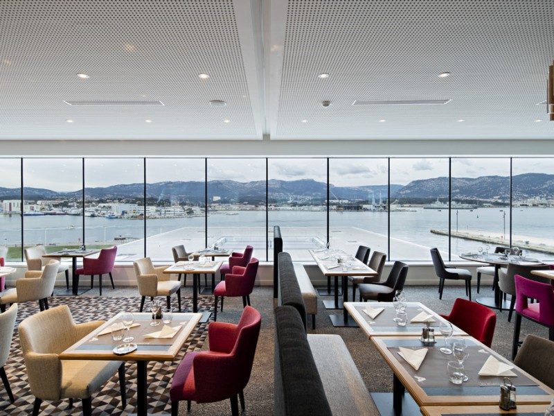 Casino Joa La Seyne sur Mer - Studio Divo - Architecture d'intérieur
