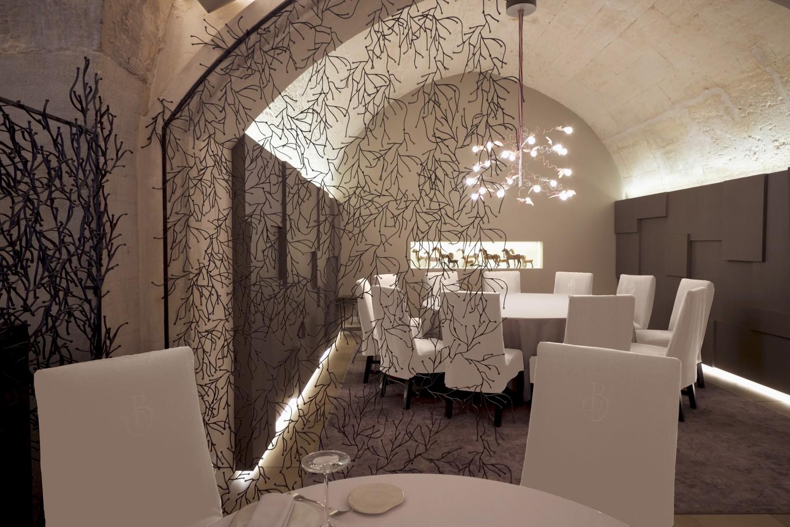 Restaurant Baumanière - Studio Divo - Architecture d'intérieur