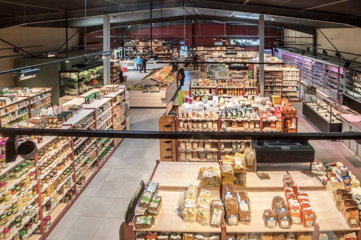 Alpilles Bio - St Rémy de Provence - Studio Divo - Architecture d'intérieur © Virginie Ovessian