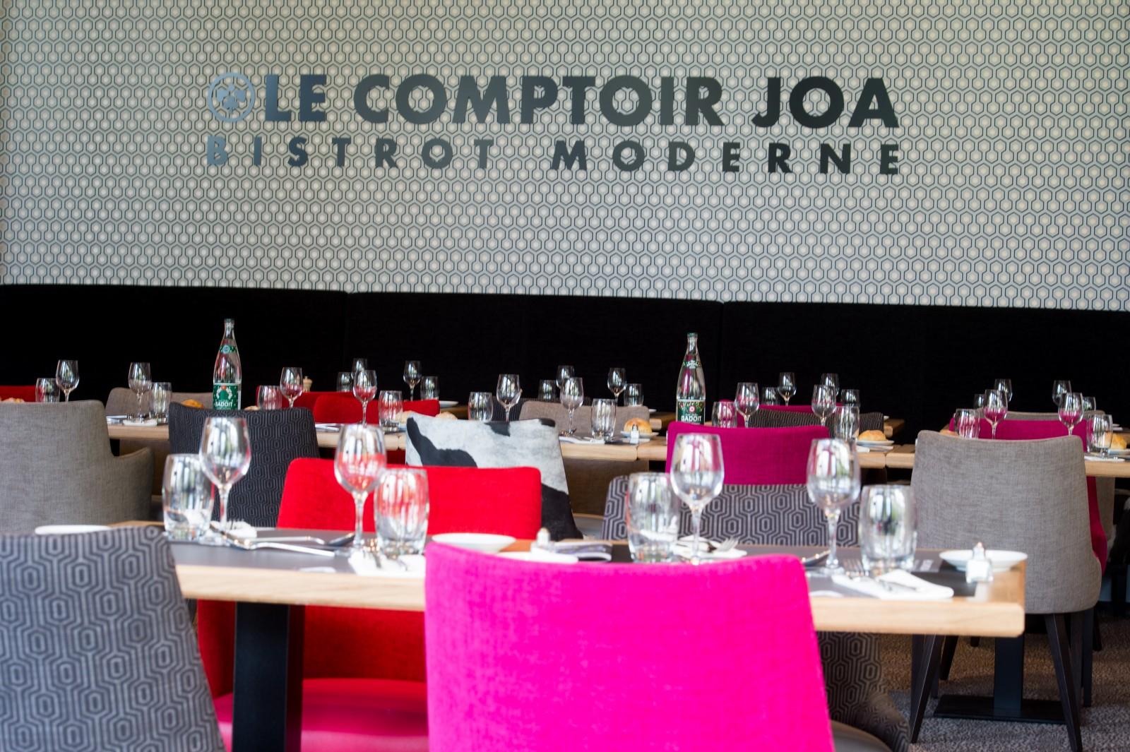 Casino Joa Besançon - Studio Divo - Architecture d'intérieur © Guillaume Perret