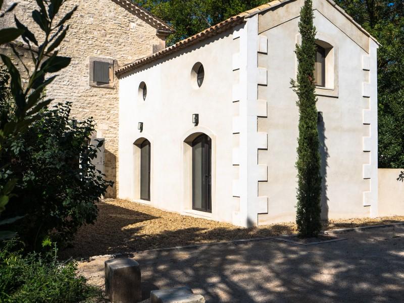 Mas St Rémy de Provence - Studio Divo - Architecture d'intérieur